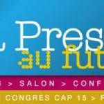 Salon <em>La Presse au Futur</em>